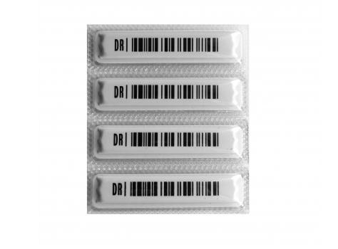 DR017-10 Pegatinas de prohibido sentarse 50 x 50 mm